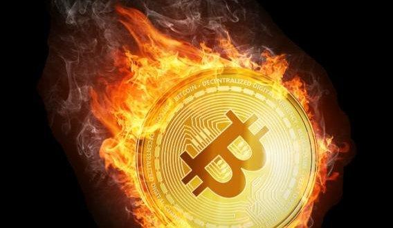 Türkiye'de yaşanan ilk bitcoin yangını!