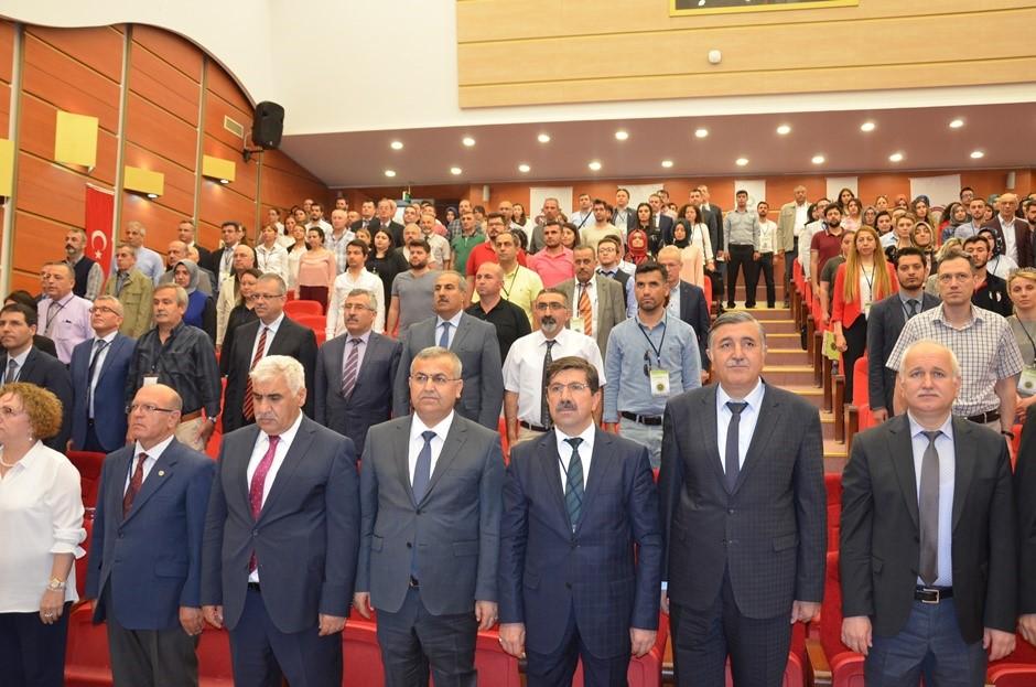 Uluslararası GAP Tarım ve Hayvancılık Kongresi Başladı