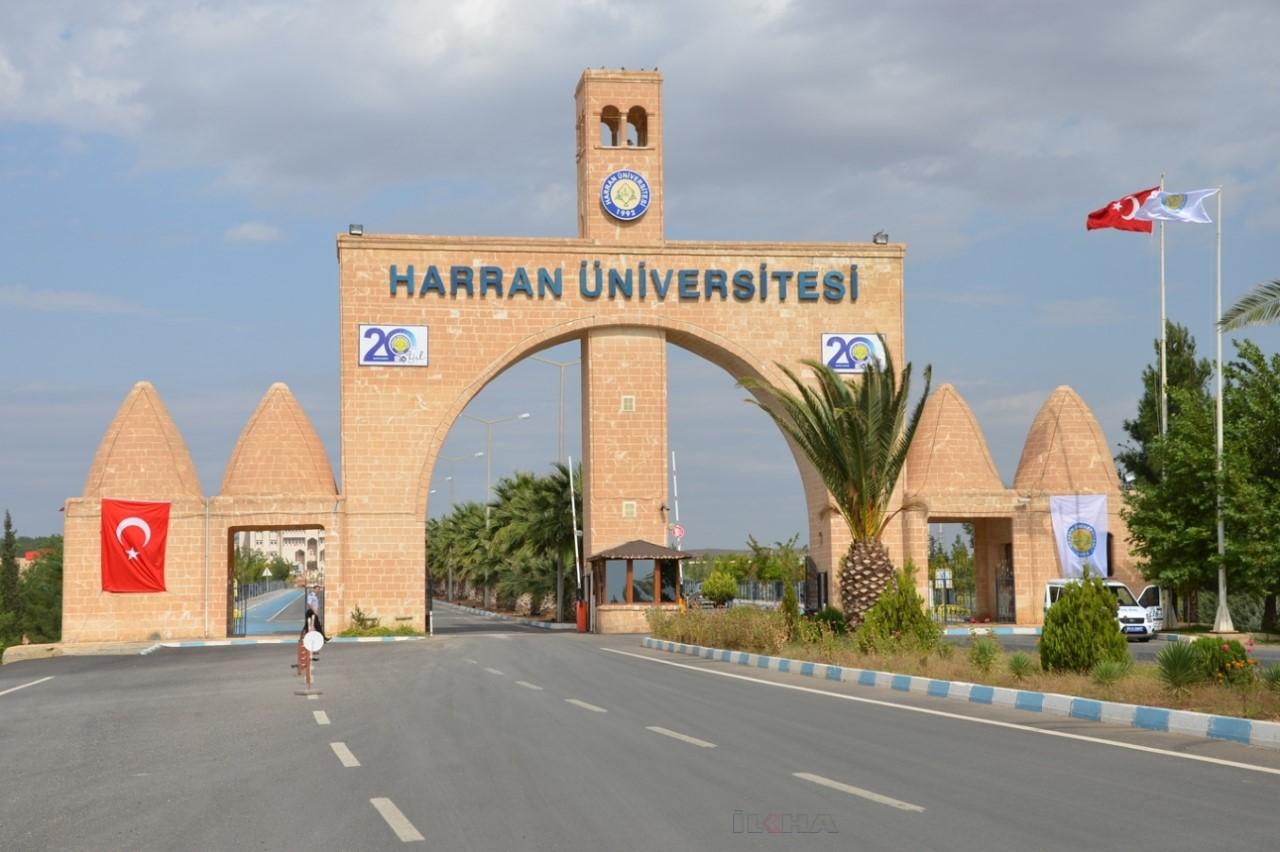 Harran Üniversitesinde Yeni Bölümler