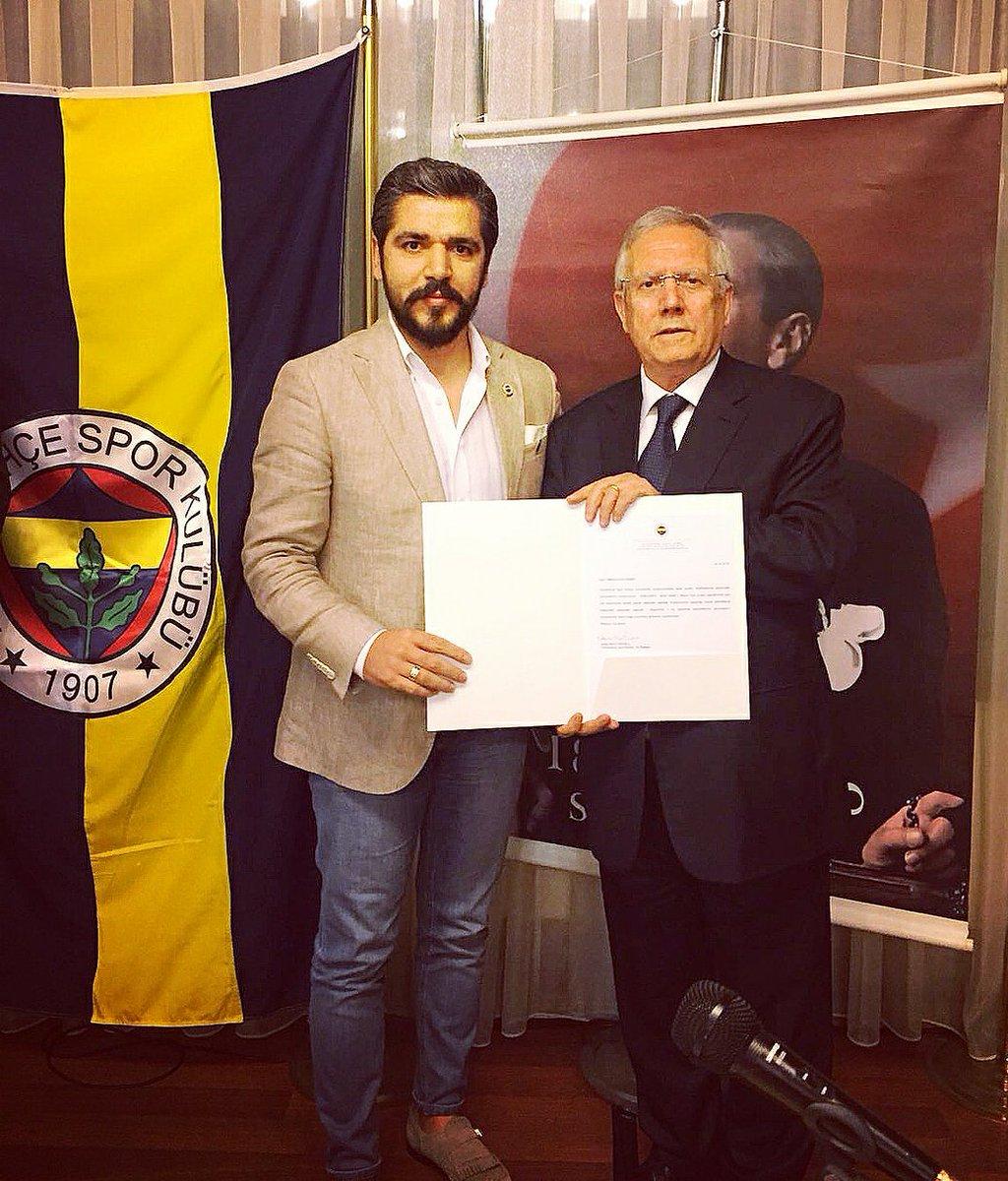 FENERBAHÇE ŞANLIURFA ŞUBESİ BAŞKANI BELLİ OLDU.