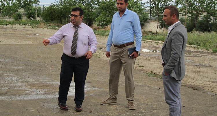 Urfatdi Osb'den Diyarbakır Ziyareti