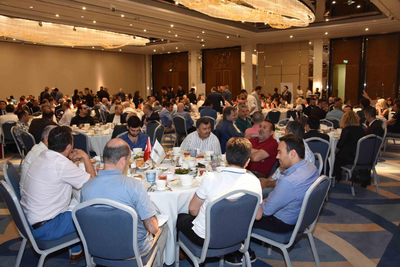 TÜKİD Başkanı Şendil: 'Sektörün ana direği perakendeciler'