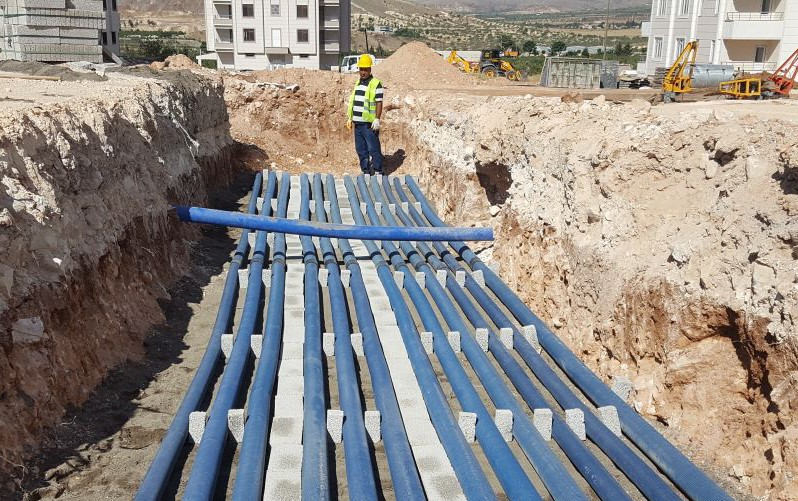Dicle Elektrik'ten Karaköprü'ye 5 Milyon Liralık Yatırım