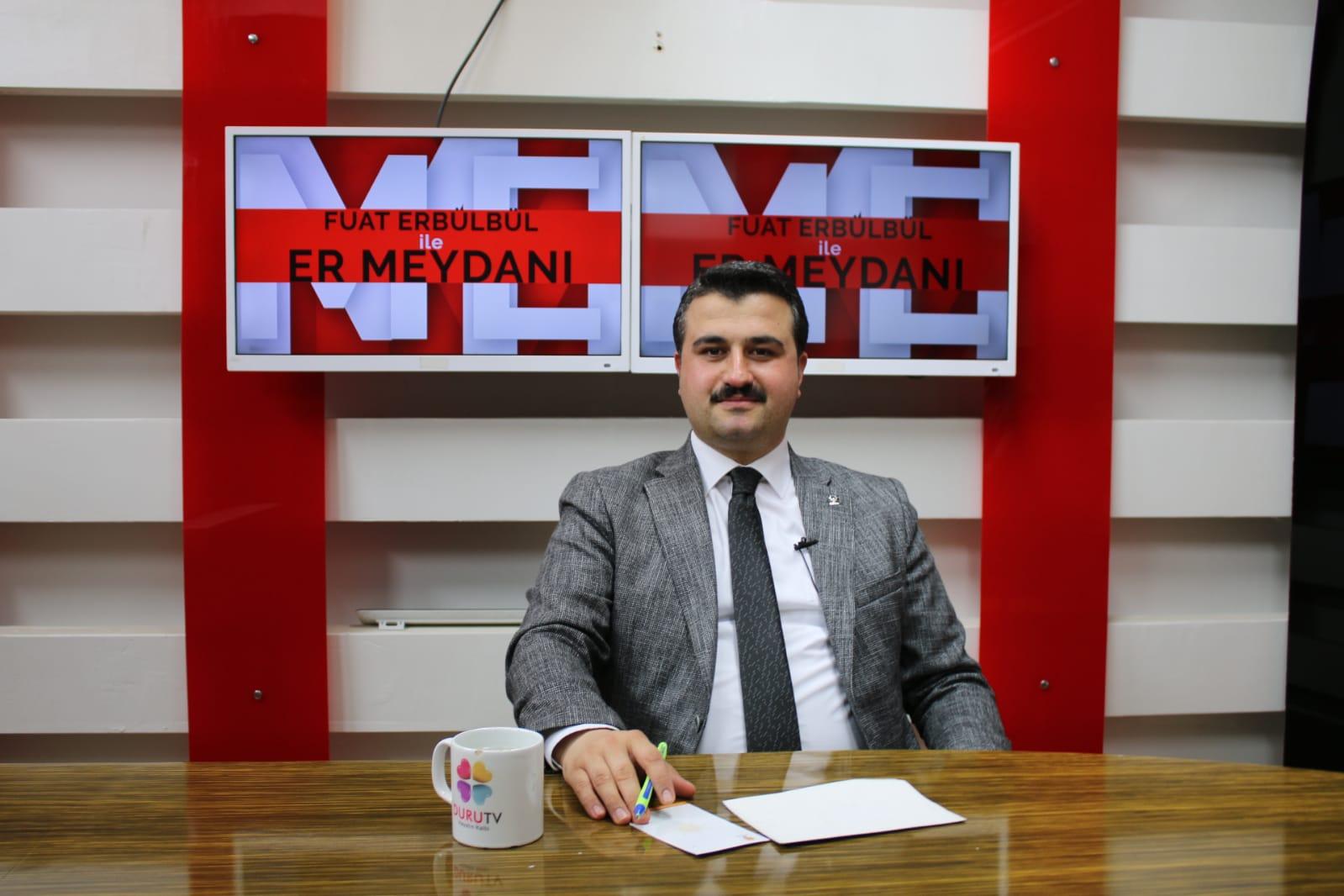 AK Parti Şanlıurfa İl Başkanı Yıldız'dan Dolar