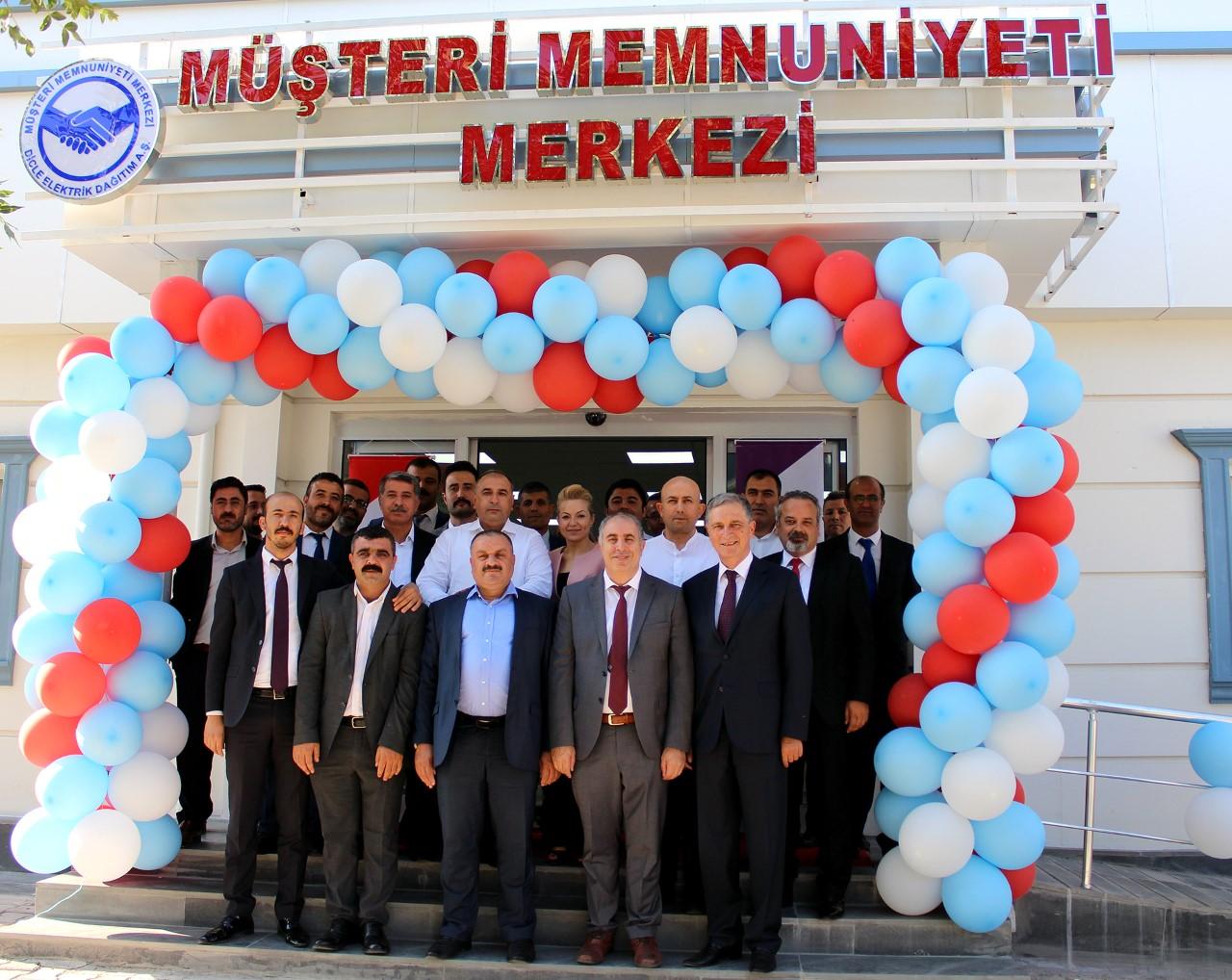 Dicle Elektrik Şanlıurfa Müşteri Memnuniyeti Merkezi Açıldı