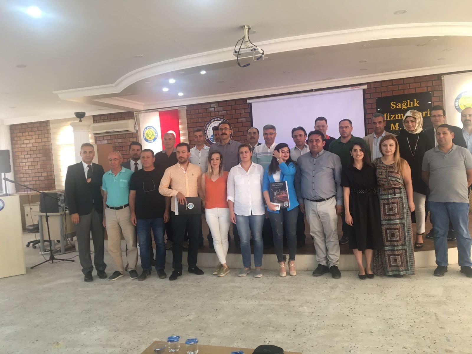 Uluslararası İslam Dünyası Sağlık Turizmi Konferansı Yapıldı