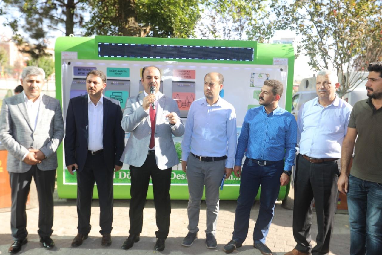Oyunculardan Emine Erdoğanın sıfır atık projesine destek 86