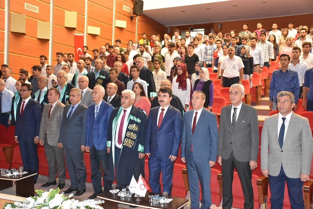 Ziraat Fakültesi 2018-2019 Eğitim-Öğretim Yılı Açılışı