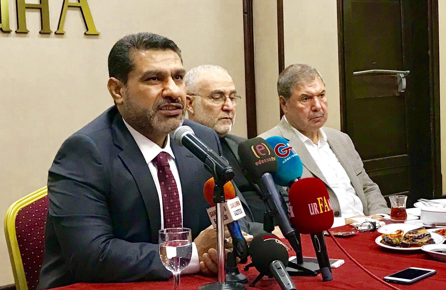 Ak Parti Büyükşehir Aday Adayı Delioğlu, Basınla Buluştu
