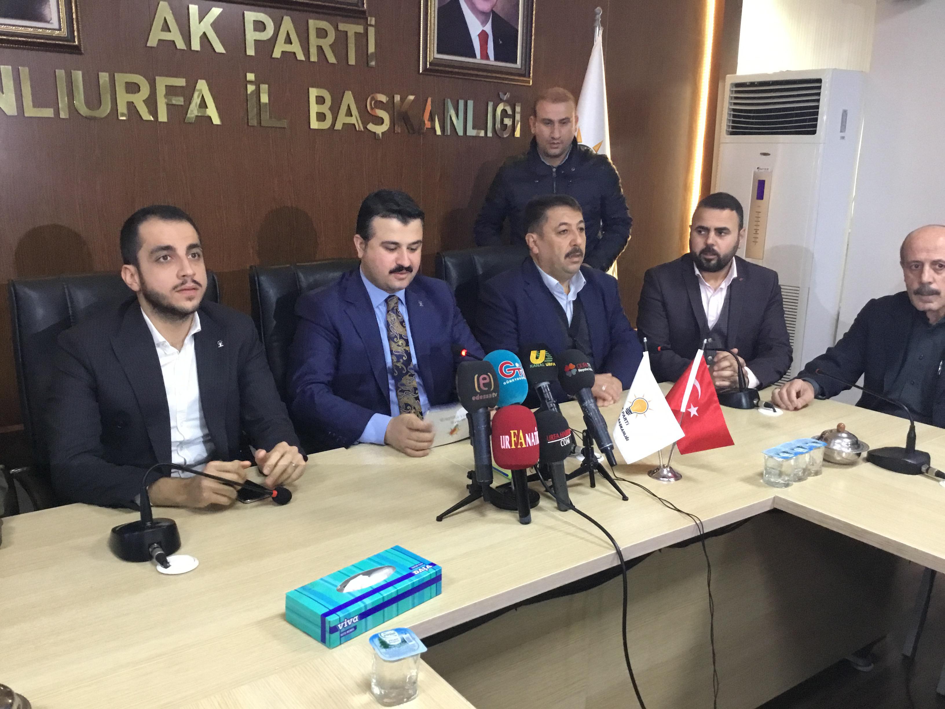 AK Parti Aday Adayı Sayısı