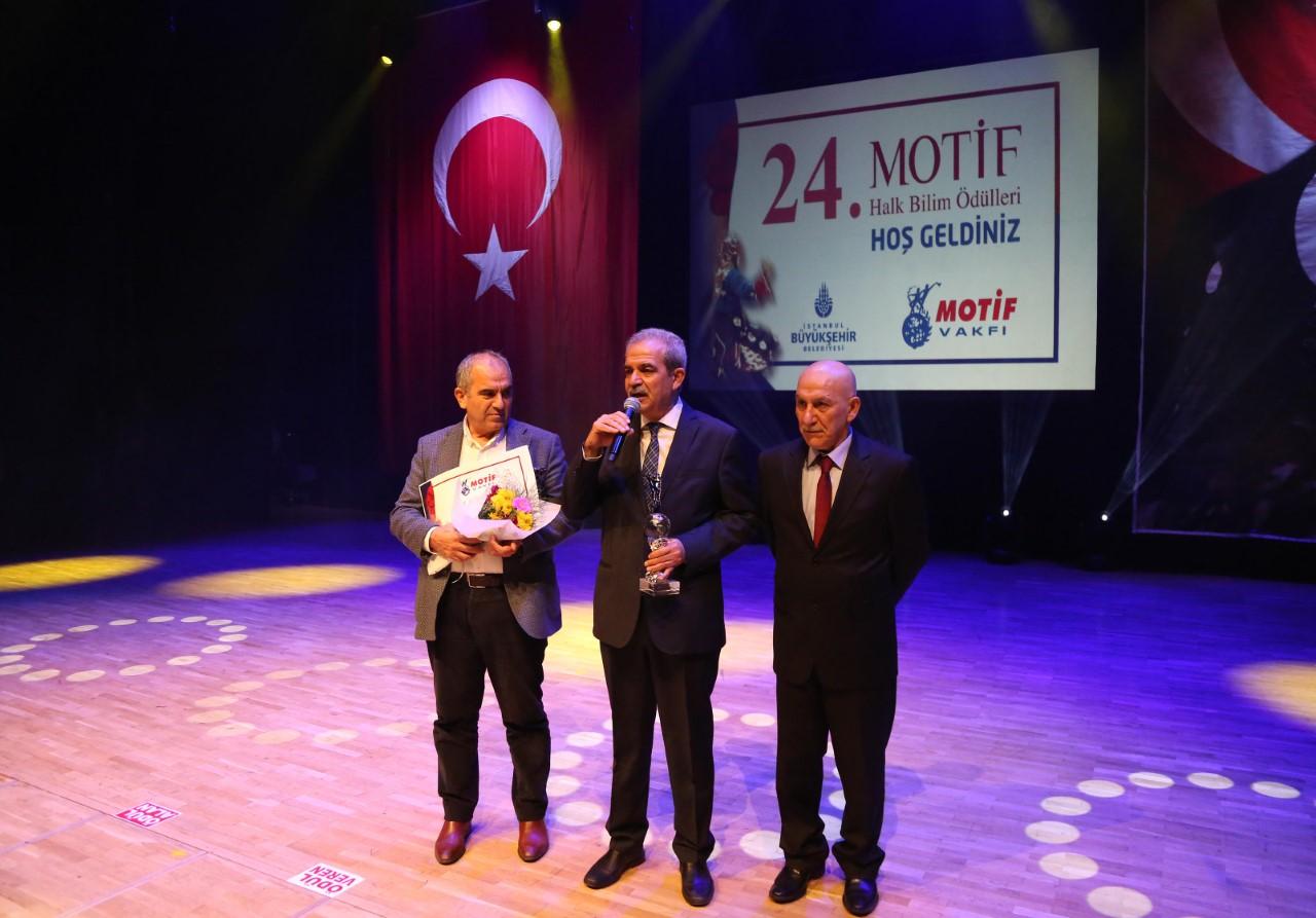 BAŞKAN DEMİRKOL'A 'GÖBEKLİTEPE' TANITIM ÖDÜLÜ