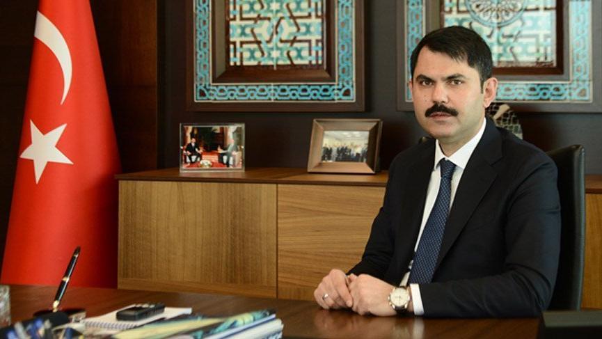 Çevre Bakanı Şanlıurfaya