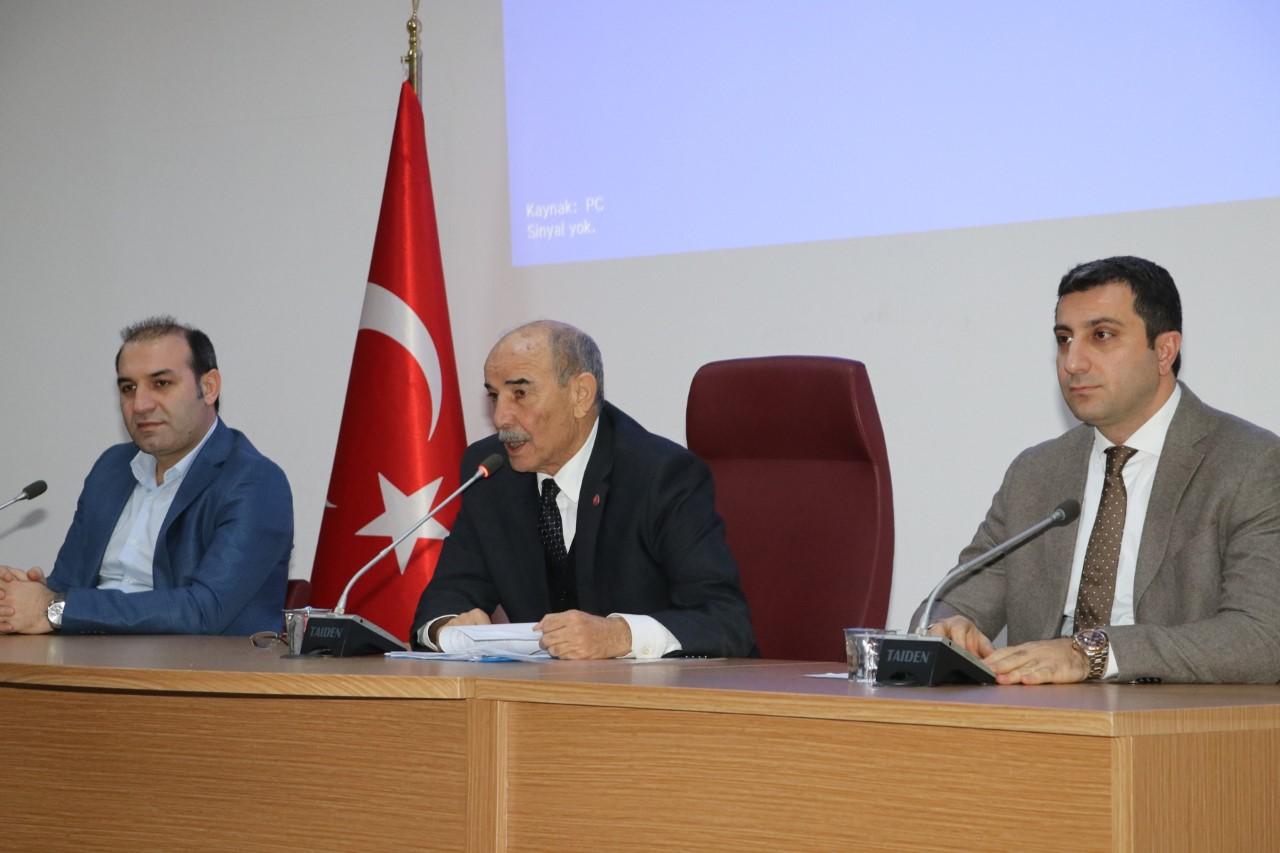 KARAKÖPRÜ'DE YILIN İLK MECLİS TOPLANTISI YAPILDI