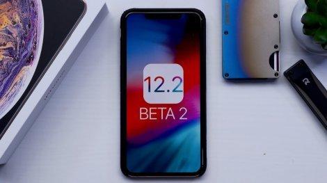 iOS 12.2 Beta 2 yayınladı! İşte detaylar!