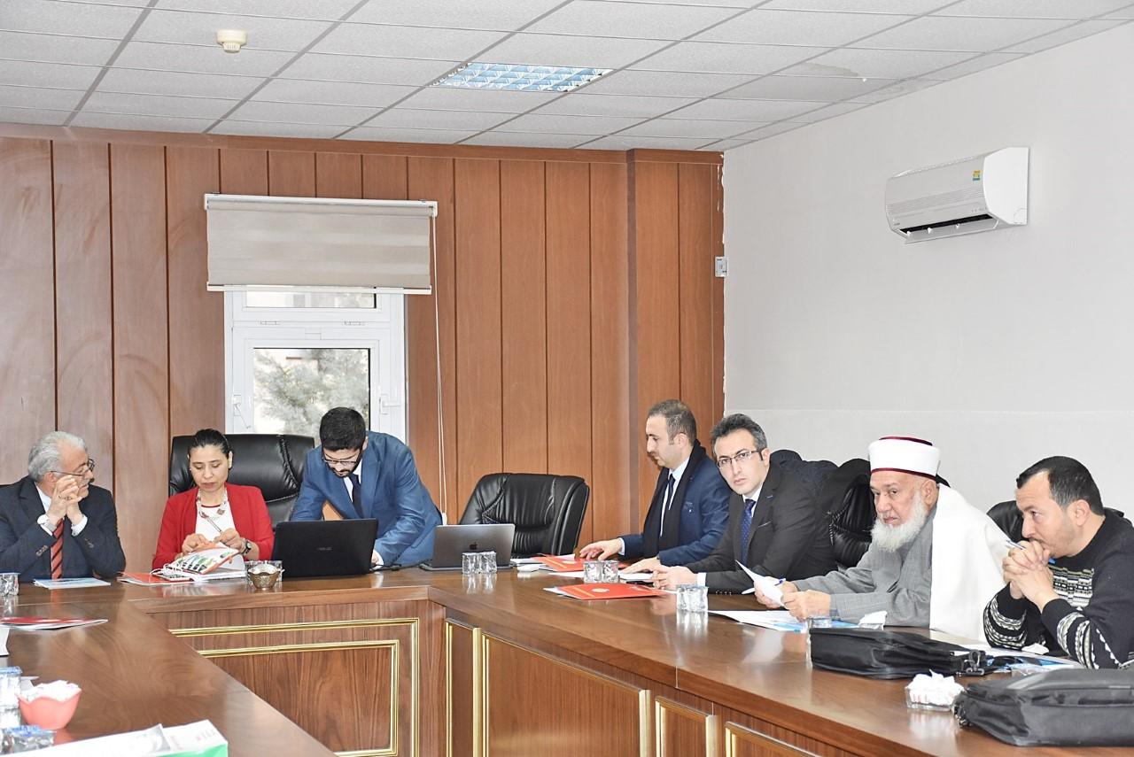 Harran Üniversitesinde Göç ve Entegrasyon Çalıştayı