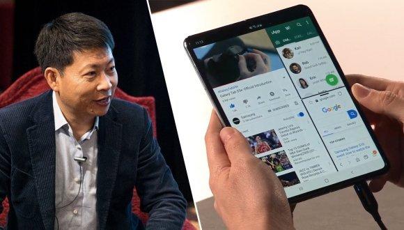Huawei CEO'sundan Samsung'u kızdıracak açıklama!