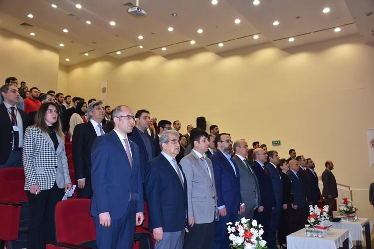 Tıp Bayramının 100. Yılı Harran Üniversitesinde Kutlandı