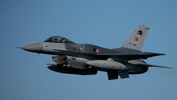 F-16 Uçakları için ASELSAN ile işbirliği!