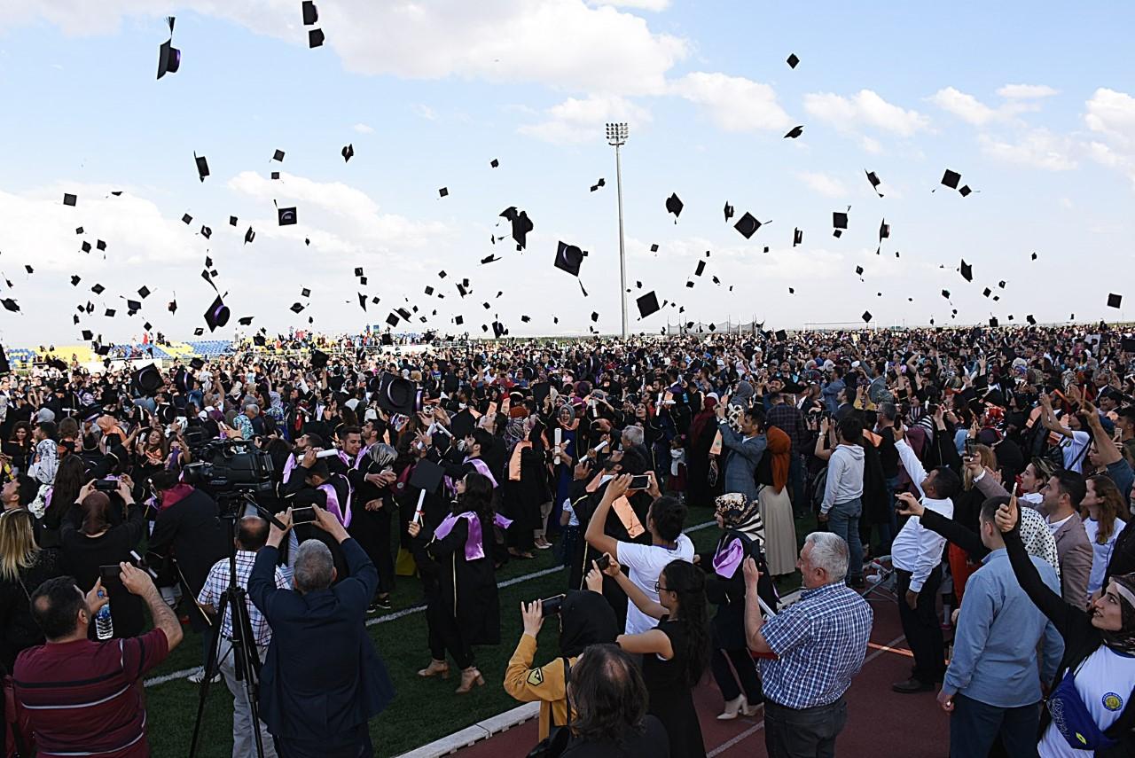 Harran Üniversitesi 2018-2019 Mezuniyet Töreni