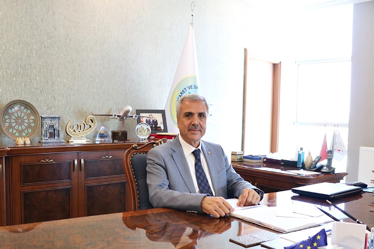GAİB'İN E-İHRACAT EĞİTİMİ ŞANLIURFA'DA BAŞLIYOR