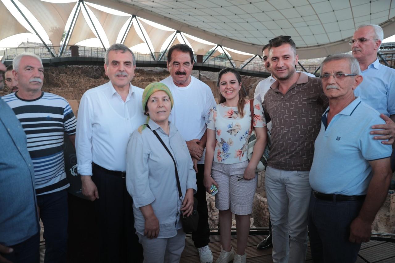 TATLISES'TEN İŞ İNSANLARINA ÇAĞRI