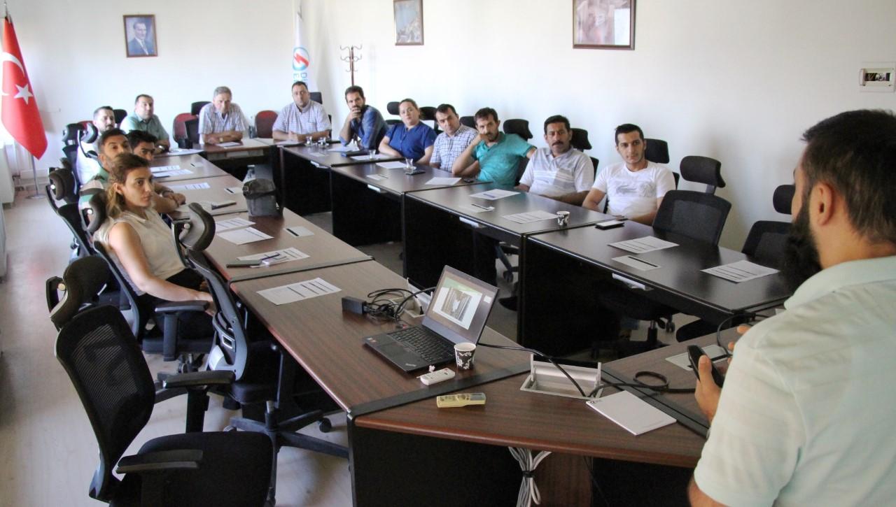 Dicle Elektrik'in bilgi güvenliği farkındalık eğitimleri sürüyor
