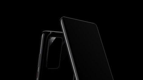 Huawei P40 ve Huawei P40 Pro tasarımı ortaya