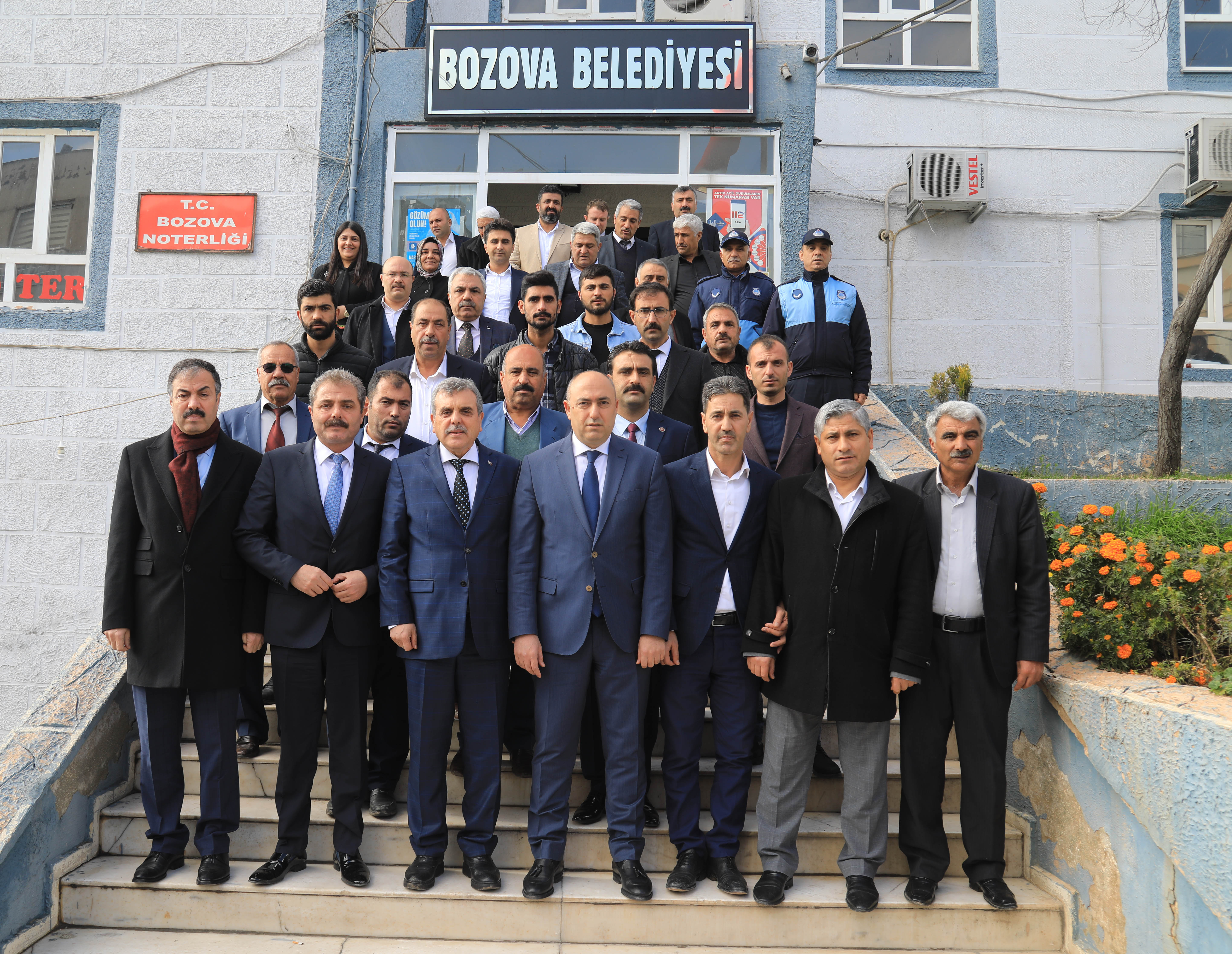 BOZOVA'NIN 2020 HİZMET PLANLAMA TOPLANTISI GERÇEKLEŞTİRİLDİ