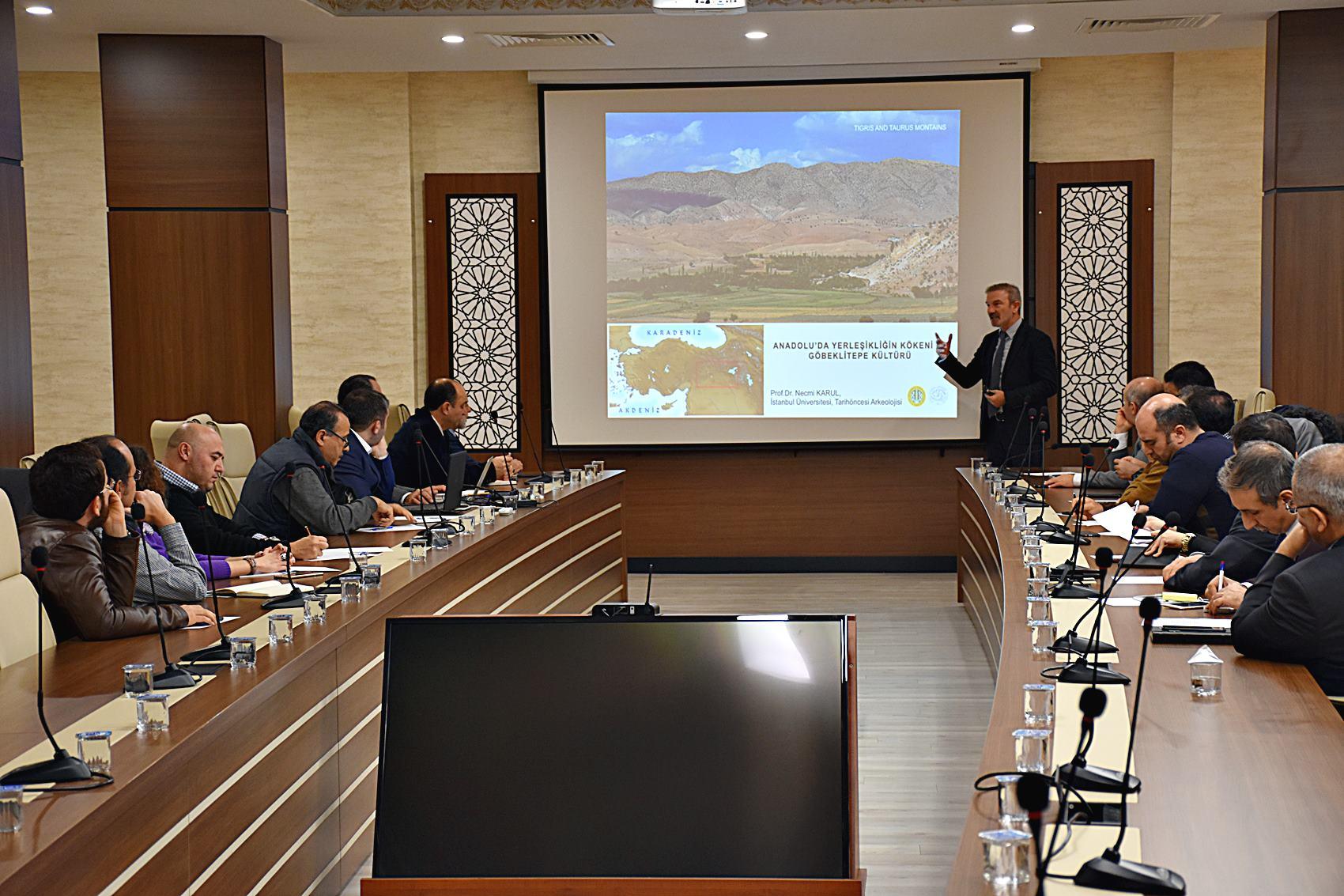 Harran Üniversitesi'nden Göbeklitepe ve Karahantepe Kazılarına Büyük Destek