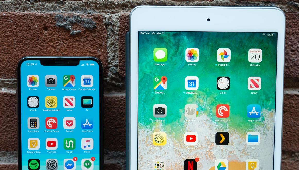 En güçlü iPhon!e ve iPad'ler açıklandı
