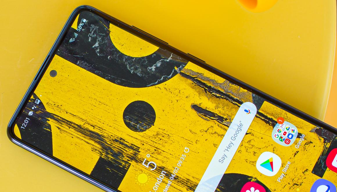 Samsung Galaxy Note 10 Lite için sevindirici