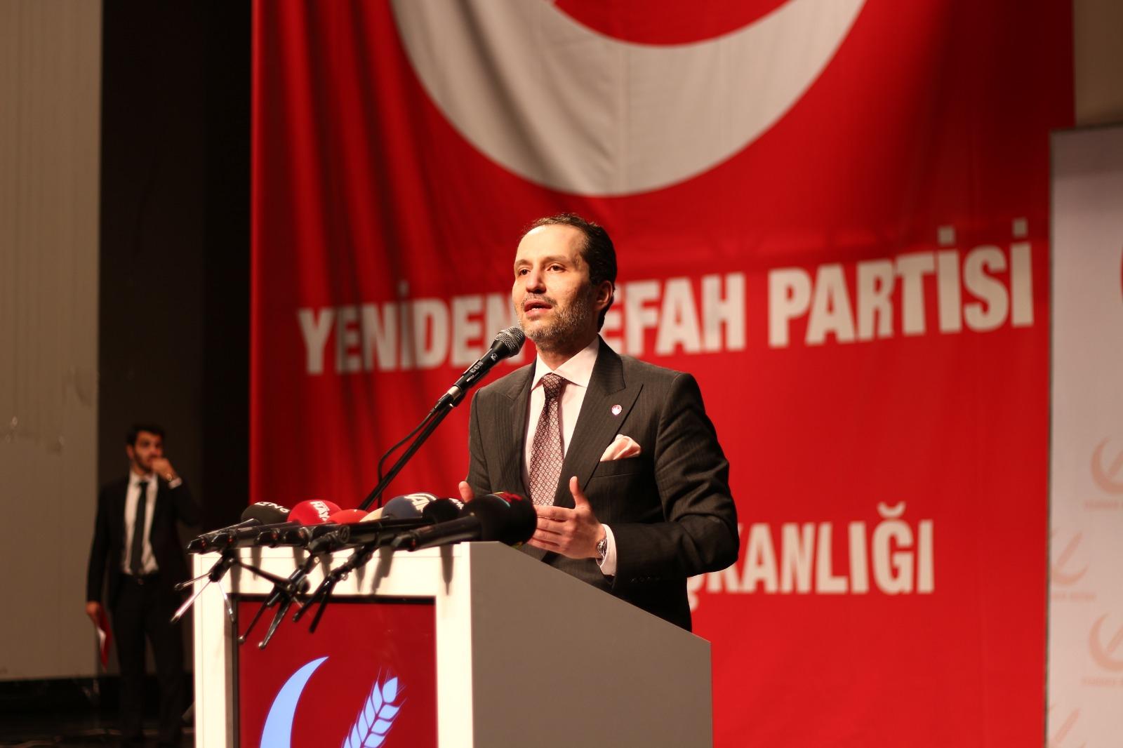 Fatih Erbakan'dan 'Erken evlilik mağdurları' çıkışı: