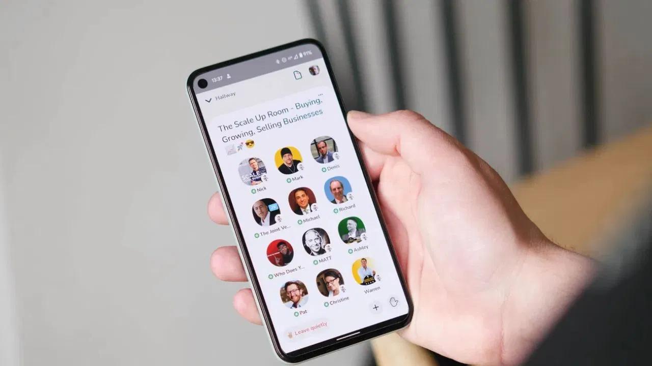 Android kullanıcılarından Clubhouse'a yoğun ilgi