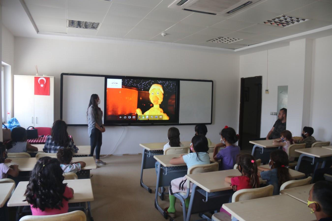 Müzeler Haftasında Çocuklara Sanal Müze