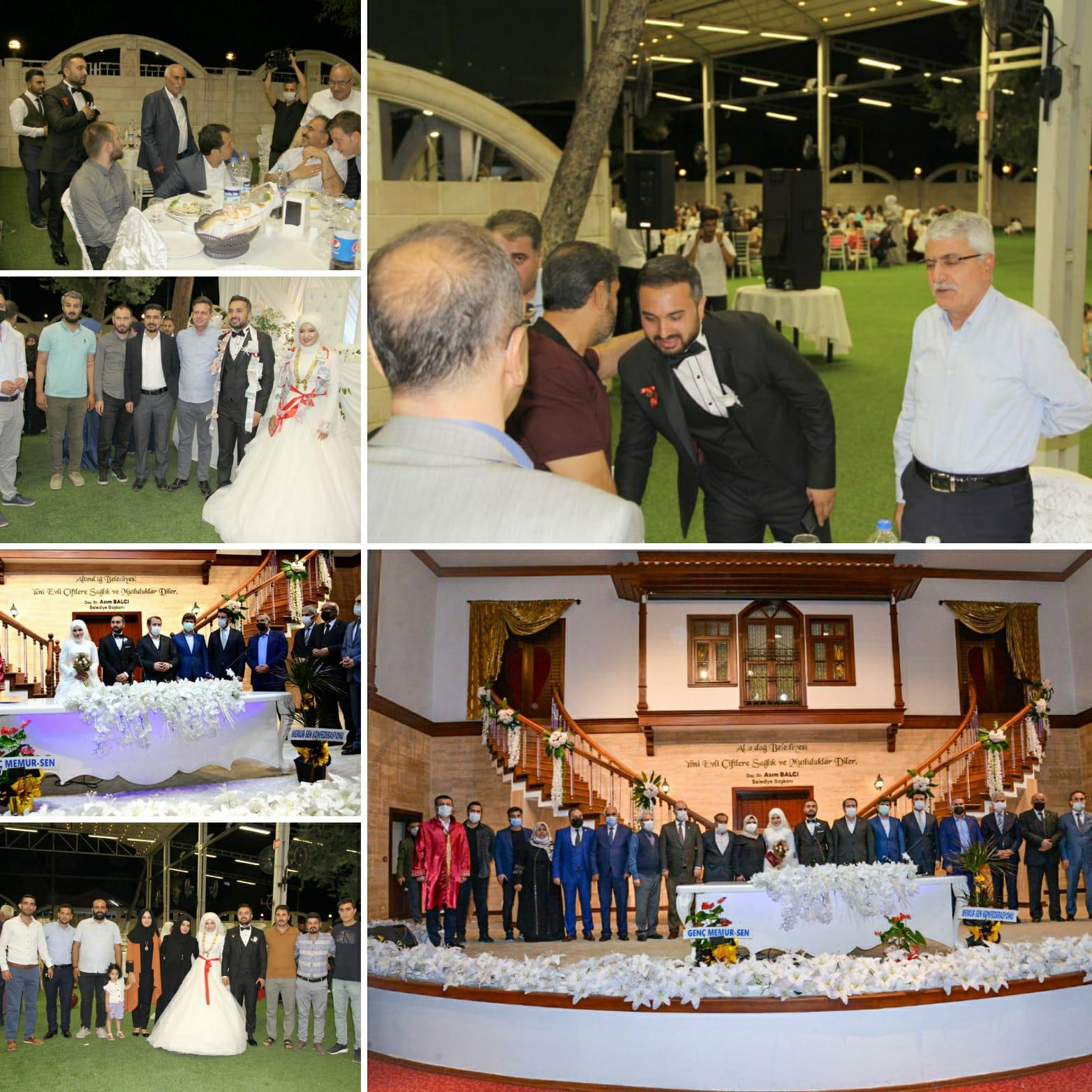 Urfa'lı Genç Başkan Dünya Evine Girdi