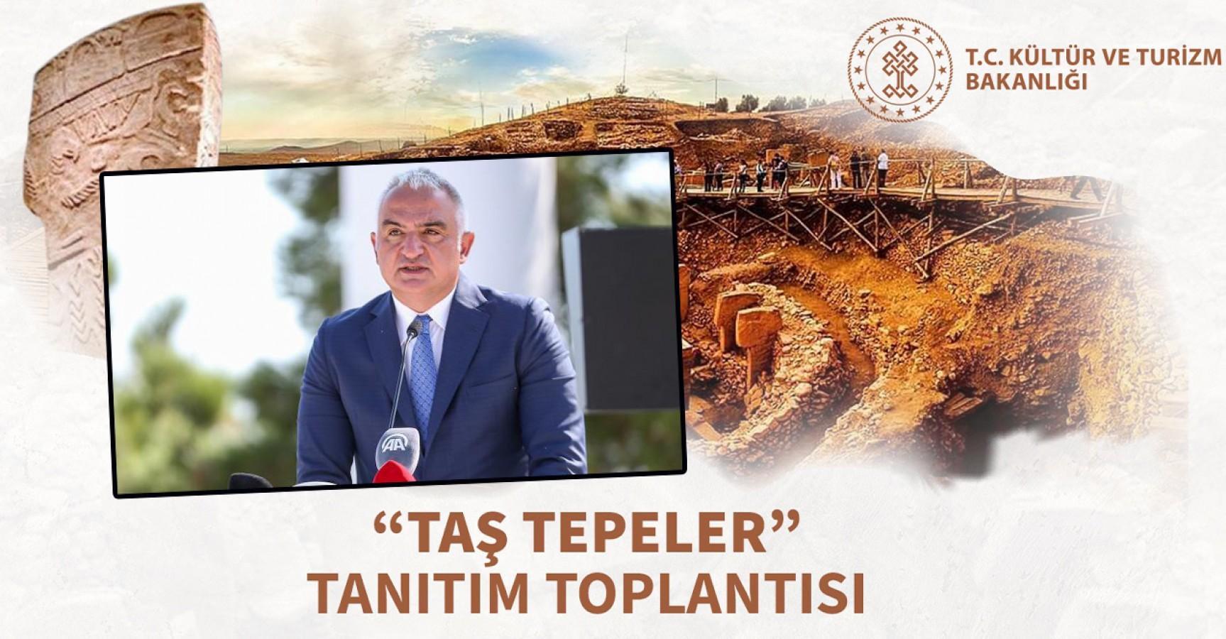 Kültür ve Turizm Bakanı Ersoy Urfa'ya geliyor