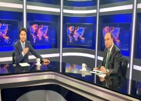BAŞKAN ÇİFTÇİ, ÇALIŞMALARI TV NETE