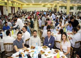 Dicle Elektrik Ailesi Şanlıurfa'daki İftarda Bir Araya