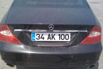 Devlet AK plakaya