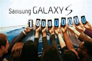 Galaxy S serisi 100 milyonu