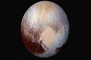 Plüton okyanusu akıl almaz