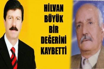 Mehmet Arkan'ın acı