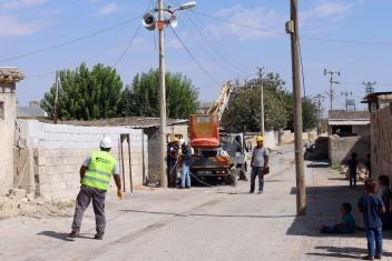 Dicle Elektrik'ten Harran'a 2.7 Milyon Liralık