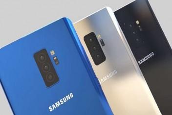 Samsung Galaxy S10+ test esnasında