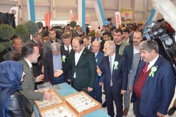Harran Üniversitesi İlk kez Tarım Fuarında Yerini