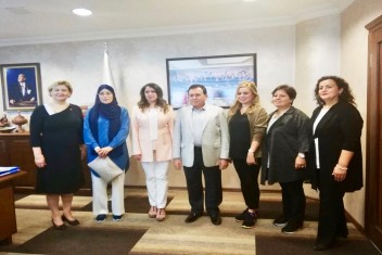 Trabzon'dan Şanlıurfa'ya Kadın Girişimciler