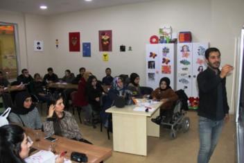 Engelli Vatandaşlara Büyükşehir'den Eğitim