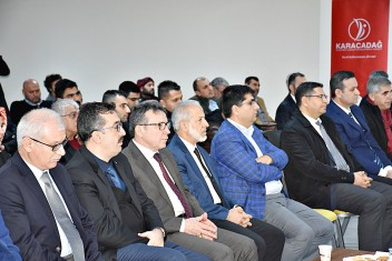 Harran Üniversitesi Sanayicilere Teknik Destek