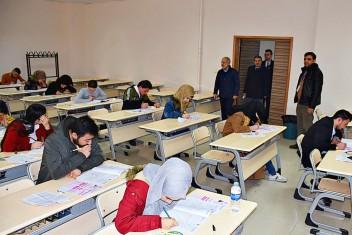Harran Üniversitesi Yabancı Uyruklu Öğrenci