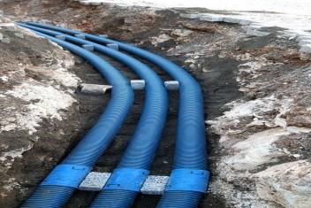 Şanlıurfa'da 5 mahallede havai hatlar yeraltına